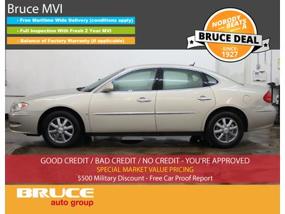 2009 Buick Allure CX 3.8L 6 CYL AUTOMATIC FWD 4D SEDAN | Bruce Hyundai