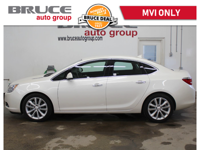 2013 Buick Verano CXL - REMOTE START / LEATHER / BACK-UP CAMERA | Bruce Ford