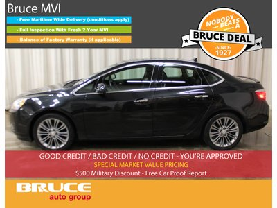 2014 Buick Verano PREMIUM 2.0L 4 CYL TURBO AUTOMATIC FWD 4D SEDAN | Bruce Hyundai