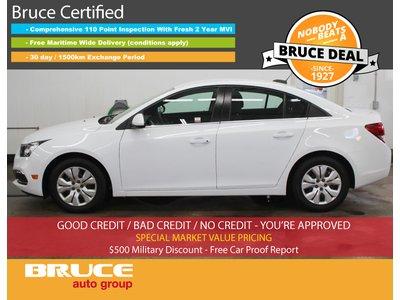 2016 Chevrolet Cruze LT - REMOTE START / 4G LTE / BACK-UP CAMERA | Bruce Ford