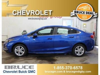 2018 Chevrolet Cruze LT | Bruce Chevrolet Buick GMC Middleton