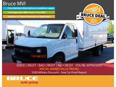 2013 Chevrolet Express 3500 6.0L 8 CYL AUTOMATIC RWD CUBE VAN   Bruce Hyundai