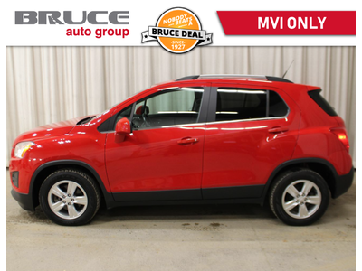 2014 Chevrolet Trax LT 1.4L 4 CYL TURBOCHARGED AUTOMATIC FWD | Bruce Chevrolet Buick GMC Middleton