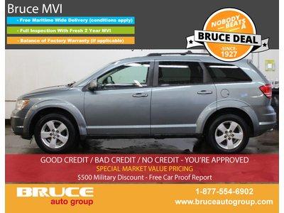 2010 Dodge Journey SXT 3.5L 6 CYL AUTOMATIC FWD - 7 PASSENGERS | Bruce Hyundai