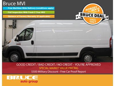 2017 Dodge Ram 3500 PROMASTER 3.6L 6 CYL AUTOMATIC FWD CARGO VAN   Bruce Chevrolet Buick GMC Digby