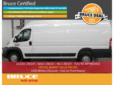2017 Dodge Ram 3500 PROMASTER 3.6L 6 CYL AUTOMATIC FWD CARGO VAN | Bruce Chevrolet Buick GMC Middleton