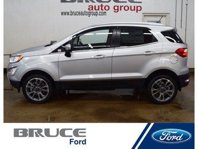 2019 Ford EcoSport TITANIUM   Bruce Leasing