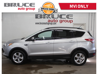 2015 Ford Escape SE - HEATED SEATS / SATELLITE / BACK-UP CAMERA | Bruce Chevrolet Buick GMC Middleton