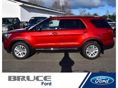 2019 Ford Explorer XLT | Bruce Leasing
