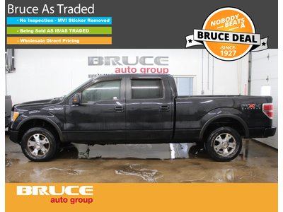 2010 Ford F-150 FX4 - HEATED SEATS / LEATHER / BACK-UP CAMERA   Bruce Ford