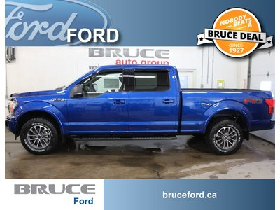2018 Ford F-150 XLT | Bruce Ford