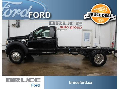 2018 Ford F-550 S/DUTY DRW XLT 6.7L DIESEL 4X4 CHASSIS CAB   Bruce Ford
