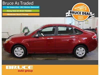 2009 Ford Focus SE 2.0L 4 CYL AUTOMATIC FWD 4D SEDAN | Bruce Hyundai