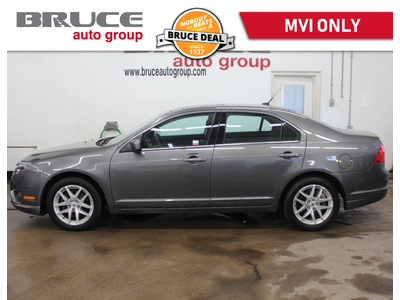 2012 Ford Fusion SEL 2.5L 4 CYL AUTOMATIC FWD 4D SEDAN   Bruce Chevrolet Buick GMC Middleton