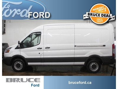 2018 Ford TRANSIT 3.7L 6 CYL AUTOMATIC RWD CARGO VAN | Bruce Ford