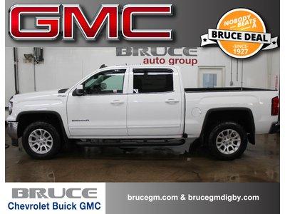 2018 GMC Sierra 1500 SLE | Bruce Chevrolet Buick GMC Middleton