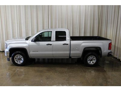 2018 GMC Sierra 1500 WT 5.3L 8 CYL AUTOMATIC 4X4 EXTENDED CAB | Bruce Chevrolet Buick GMC Middleton