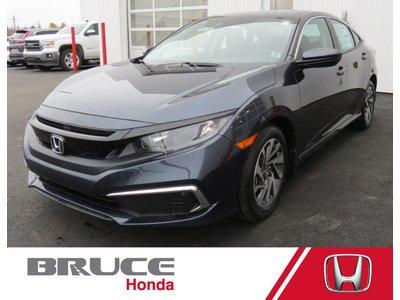 2019 Honda Civic EX | Bruce Leasing