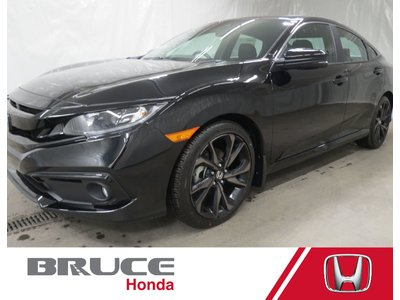 2019 Honda Civic SPORT | Bruce Leasing