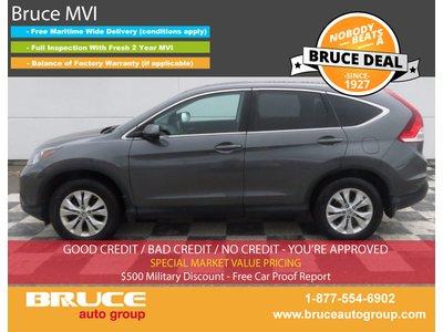 2013 Honda CR-V EX 2.4L 4 CYL i-VTEC AUTOMATIC AWD | Bruce Hyundai