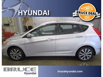 2017 Hyundai Accent GLS | Bruce Hyundai