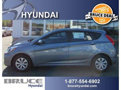 2017 Hyundai Accent GL 1.6L 4 CYL AUTOMATIC FWD 5D HATCHBACK   Bruce Hyundai