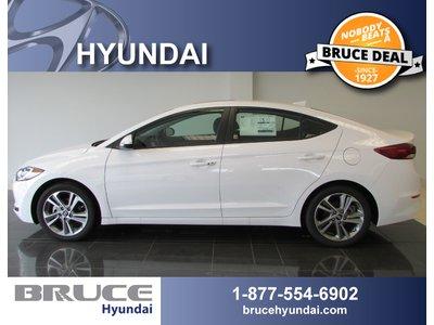 2017 Hyundai Elantra SE 2.0L 4 CYL AUTOMATIC FWD 4D SEDAN   Bruce Hyundai