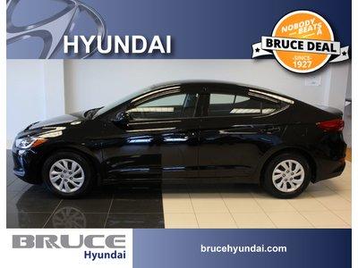 2018 Hyundai Elantra L 2.0L 4 CYL 6 SPD MANUAL FWD 4D SEDAN | Bruce Hyundai