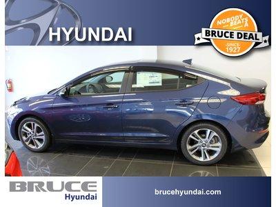 2018 Hyundai Elantra GLS | Bruce Hyundai