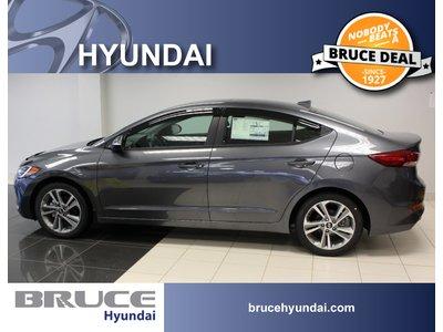 2018 Hyundai Elantra GLS   Bruce Hyundai