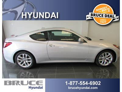 2016 Hyundai Genesis 3.8L 6 CYL 6 SPD MANUAL RWD 2D COUPE   Bruce Hyundai