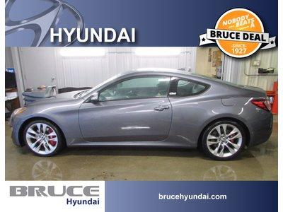 2016 Hyundai Genesis 3.8L 6 CYL 6 SPD MANUAL RWD 2D COUPE | Bruce Hyundai