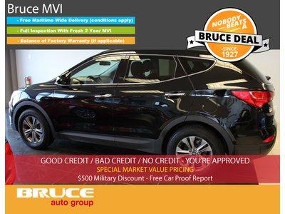2016 Hyundai Santa Fe SPORT 2.4L 4 CYL AUTOMATIC FWD | Bruce Chevrolet Buick GMC Middleton