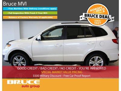 2012 Hyundai Santa Fe GL 2.4L 4 CYL AUTOMATIC AWD | Bruce Ford