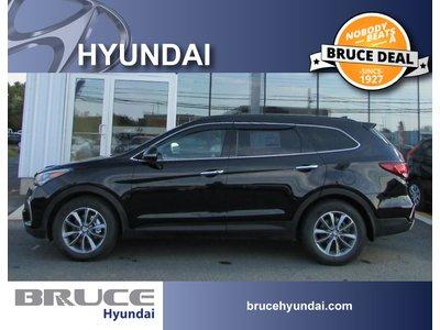 2017 Hyundai Santa Fe XL LUXURY 3.3L 6 CYL AUTOMATIC AWD | Bruce Hyundai