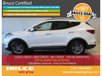 2017 Hyundai Santa Fe SPORT PREMIUM 2.4L 4 CYL AUTOMATIC AWD | Bruce Ford