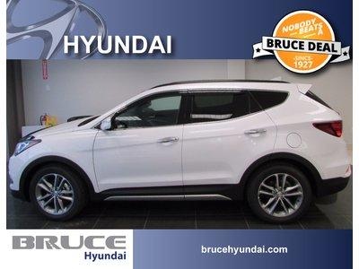 2018 Hyundai Santa Fe Sport SE | Bruce Hyundai