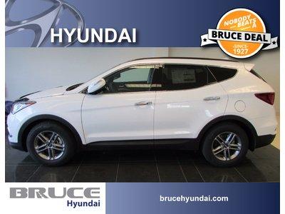 2018 Hyundai Santa Fe SPORT LUXURY 2.4L 4 CYL AUTOMATIC AWD | Bruce Hyundai