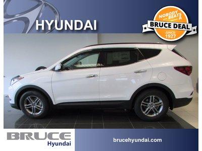 2018 Hyundai Santa Fe Sport LUXURY   Bruce Hyundai