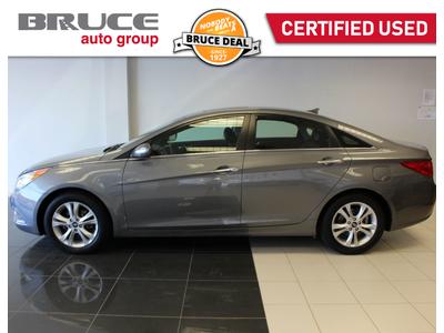2013 Hyundai Sonata LIMITED - LEATHER / SUN ROOF / HEATED SEATS | Bruce Chevrolet Buick GMC Middleton