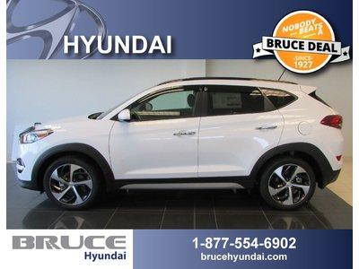 2017 Hyundai Tucson SE 1.6L 4 CYL TURBO AUTOMATIC AWD | Bruce Hyundai