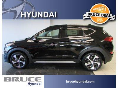 2017 Hyundai Tucson ULTIMATE 1.6L 4 CYL TURBO AUTOMATIC AWD   Bruce Hyundai