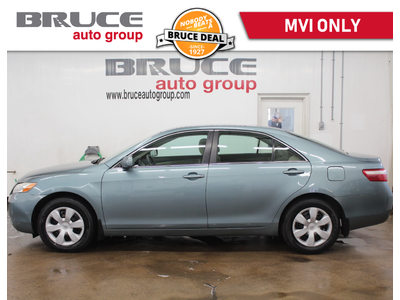 2009 Toyota Camry LE 2.4L 4 CYL AUTOMATIC FWD 4D SEDAN | Bruce Chevrolet Buick GMC Middleton