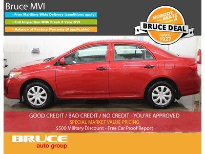 2013 Toyota Corolla CE 1.8L 4 CYL AUTOMATIC FWD 4D SEDAN | Bruce Hyundai
