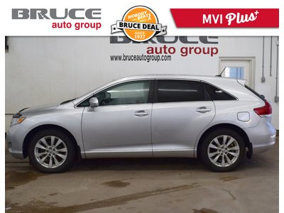 2013 Toyota Venza WAGON - BLUETOOTH / AWD / POWER PACKAGE | Bruce Leasing