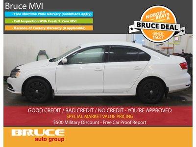 2015 Volkswagen Jetta TSI TRENDLINE 1.8L 4 CYL 5 SPD MANUAL FWD 4D SEDAN   Bruce Hyundai