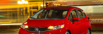 2015 Honda Fit in five steps