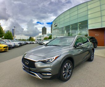2018 Infiniti QX30 AWD Technology Package Demo Special