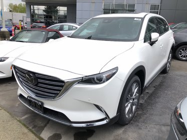 2019 Mazda CX-9 Signature Stylish, Spirited, and a real looker.