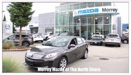 2013 Mazda Mazda3 Sport GX at